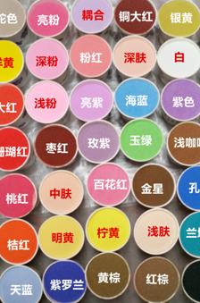 怎么样生产人工染色彩砂