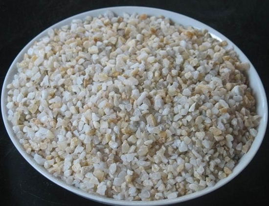 石英砂的应用