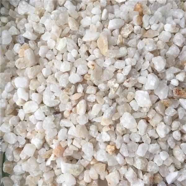 喷砂石英砂的性能和具体应用